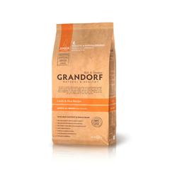 Grandorf Junior Lamb&Rice для юниоров ягненок с рисом