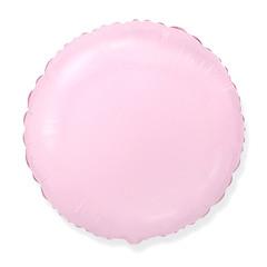 F 18 Круг Розовый