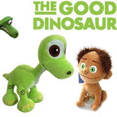 The Good Dinosaur Spot and Arlo - 35см