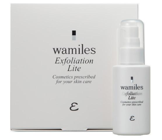 Гель-эксфолиант Wamiles Exfoliation Lite, 75 г