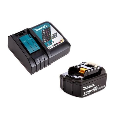 Зарядное устройство DC18RC и аккумулятор BL1830B