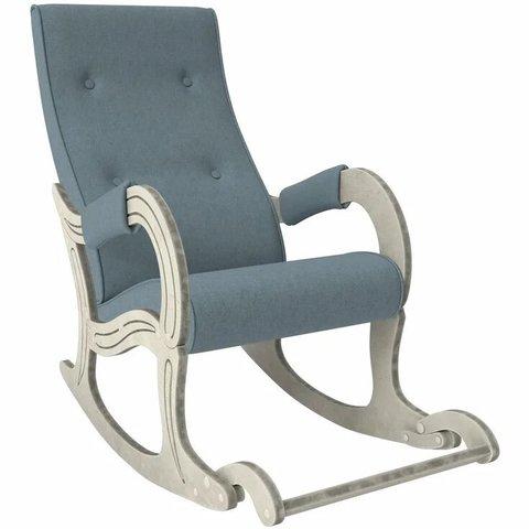 Кресло-качалка Комфорт Модель 707 дуб шампань патина/Montana 602, 013.707