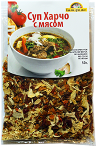 Суп харчо 'Здоровая еда', 50 г (2 порции)