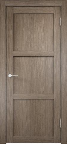 Дверь Eldorf Баден 01, цвет дымчатый дуб, глухая