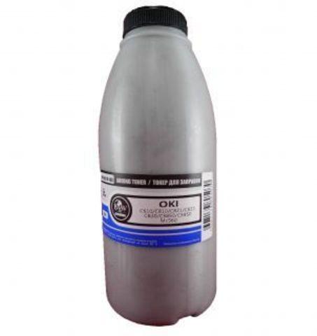 Тонер TOMOEGAWA черный для OKI универсальный, глянцевый 250 гр.
