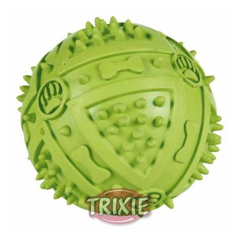 """Trixiе 34845 Игрушка д/собак """"мяч футбольный"""", натуральная резина ф7см"""