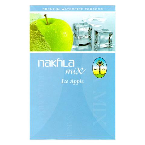 Купить табак для кальяна Nakhla Mix Ice Apple в Ижевске