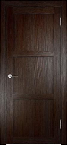 Дверь Eldorf Баден 01, цвет тёмный дуб, глухая