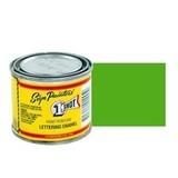 142-L Эмаль для пинстрайпинга 1 Shot Изумрудно-зелёный (Emerald Green), 118 мл