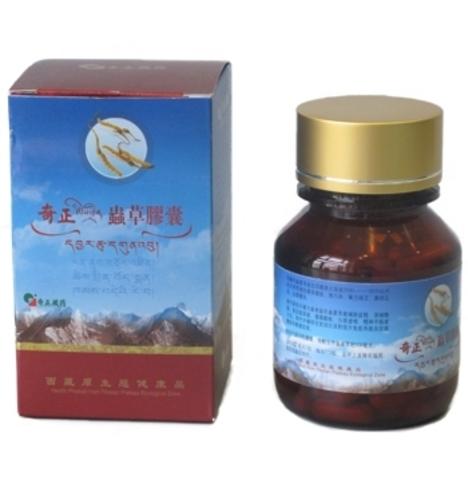 Кордицепс Тибетский, 300 мг, 90 капсул