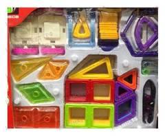 Магнитный конструктор 132 деталей  Magical Magnet