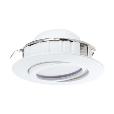 Светильник светодиодный встраиваемый регулируемый Eglo PINEDA 95847
