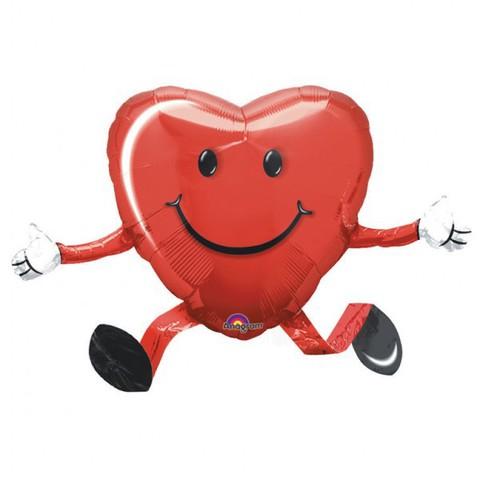 Сердце ходячий шар