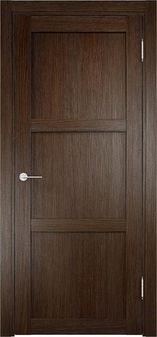 Дверь Eldorf Баден 01, цвет дуб табак, глухая