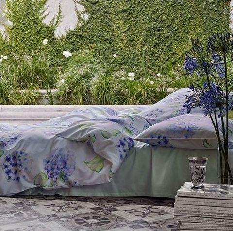 Постельное белье 2 спальное евро Schlossberg Анна Блу 2