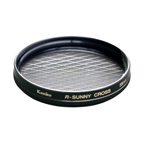 Эффектный фильтр Kenko R-Sunny Screen на 58mm (8 лучей)