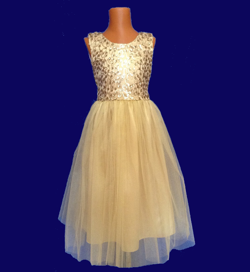 Нарядное кружевное платье для девочки на IZI.ua (824555) | 1085x1000