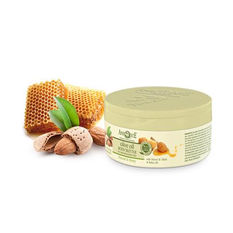 Крем-масло для тела с миндалем и медом Aphrodite 200мл