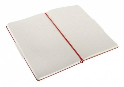 Блокнот Moleskine Classic Large, red, фото 3