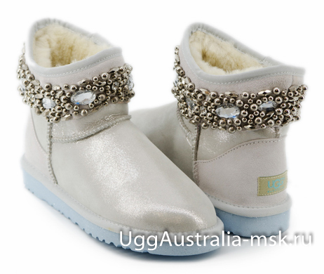 Ugg & Jimmy Choo Crystals I DO