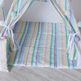Игровой коврик к вигваму Colored Stripes Tipi цветные полосы