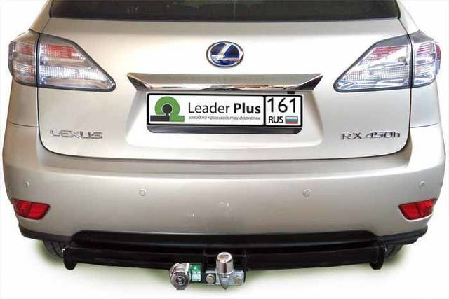 Фаркоп Leader Plus L103-FC для LEXUS RX (2015 - по н.в) 2015 plus
