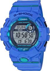 Наручные часы Casio G-SHOCK GBD-800-2ER с шагомером