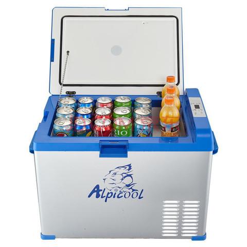 Компрессорный автохолодильник Alpicool ABS-40 (12V/24V/220V, 40л)