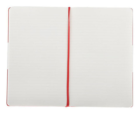 Блокнот Moleskine Classic Large, red, фото 4
