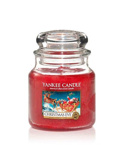 Ароматическая свеча Рождественский вечер, Yankee Candle