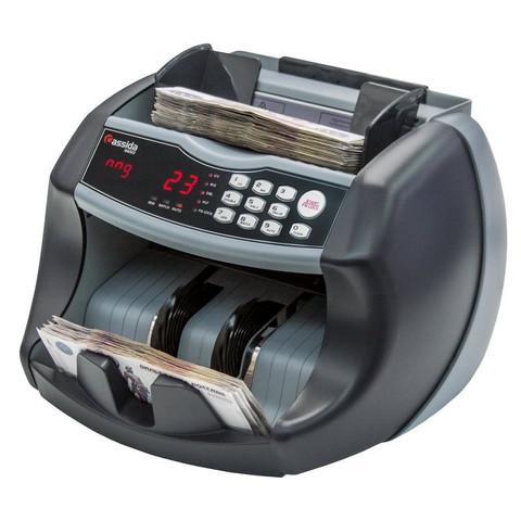 Счетчик банкнот Cassida 6650 UV, 1000 банк/мин, УФ, оптич.