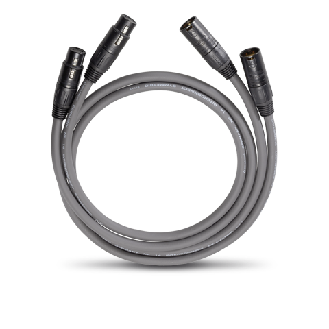 Oehlbach NF14 Master XLR 2x2.00m, кабель межблочный