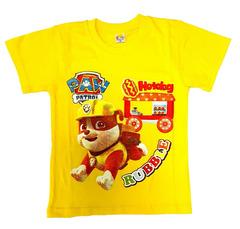 Щенячий патруль футболка детская Крепыш