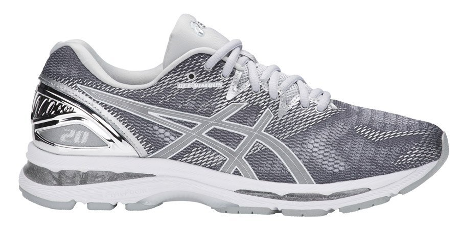 51a1844489e9 Мужские кроссовки для бега Asics Gel-Nimbus 20 Platinum T836N 9793 ...