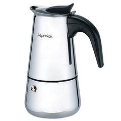 Гейзерная кофеварка ALPENKOK 500 мл на 9 чашек AK-803