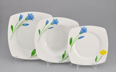 Набор тарелок 18 предметов Бьянка Leander