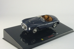 Ferrari 166 MM 1949 dark blue HotWheels Elite 1:43