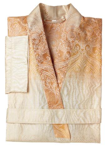 Элитный халат сатиновый Soraya safran от Curt Bauer