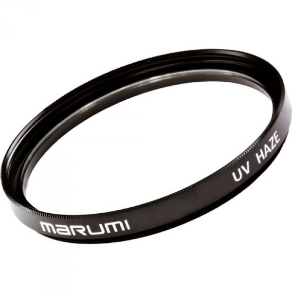 Ультрафиолетовый фильтр Marumi UV Haze 49mm (светофильтр для фотоаппарата с диаметром объектива 49мм)