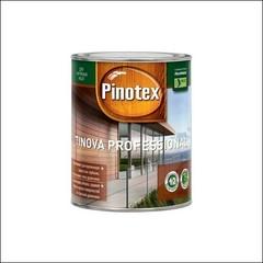 Пропитка сверхпрочная для защиты древесины Pinotex TINOVA (Прозрачный)