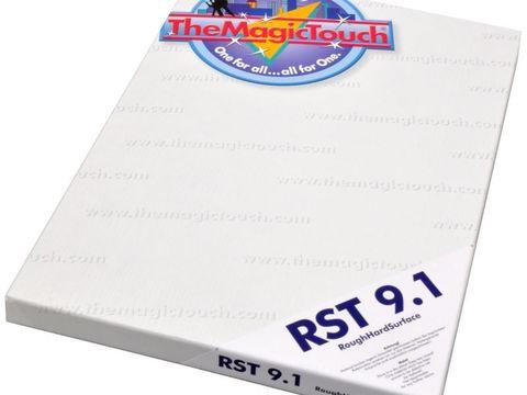 Трансферная бумага The MagicTouch RST 9.1 A4 - для не гладких твердых поверхностей (дерево, пробка и т. п.)