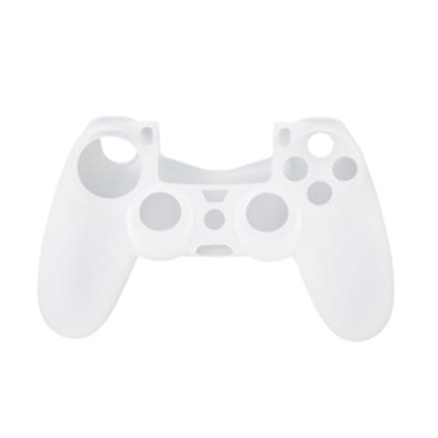 Sony PS4 Чехол для геймпада DualShock 4 (белый)