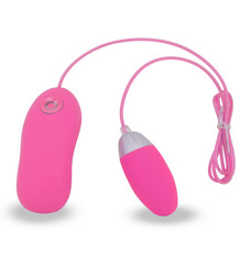 Виброяйцо розовое, 7 режимов вибрации (2,5 х 5 см)