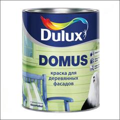 Краска фасадная Dulux DOMUS BW (белый)