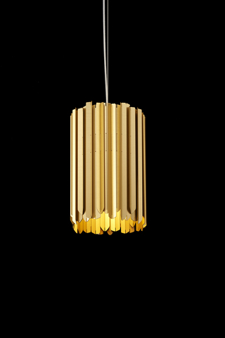 pendant  Facet by INNERMOST ( gold )
