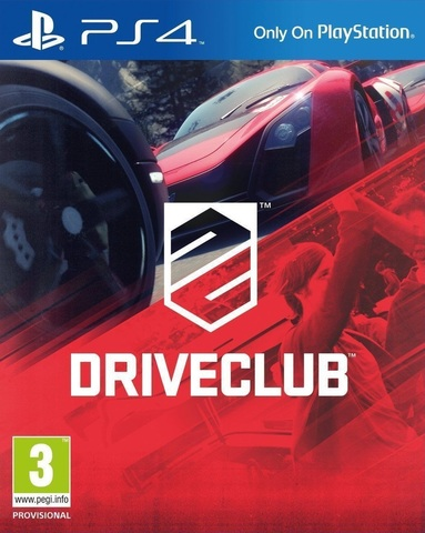 Sony PS4 DriveClub (русская версия)
