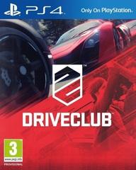 Sony PS4 DriveClub (русская версия)