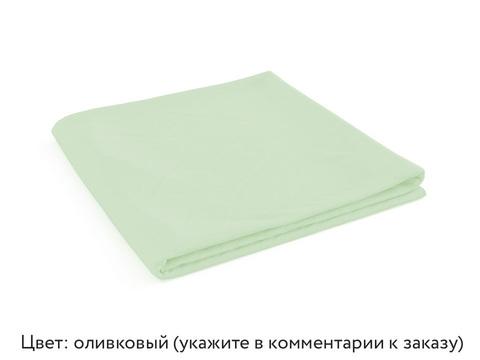 цвет: оливковый