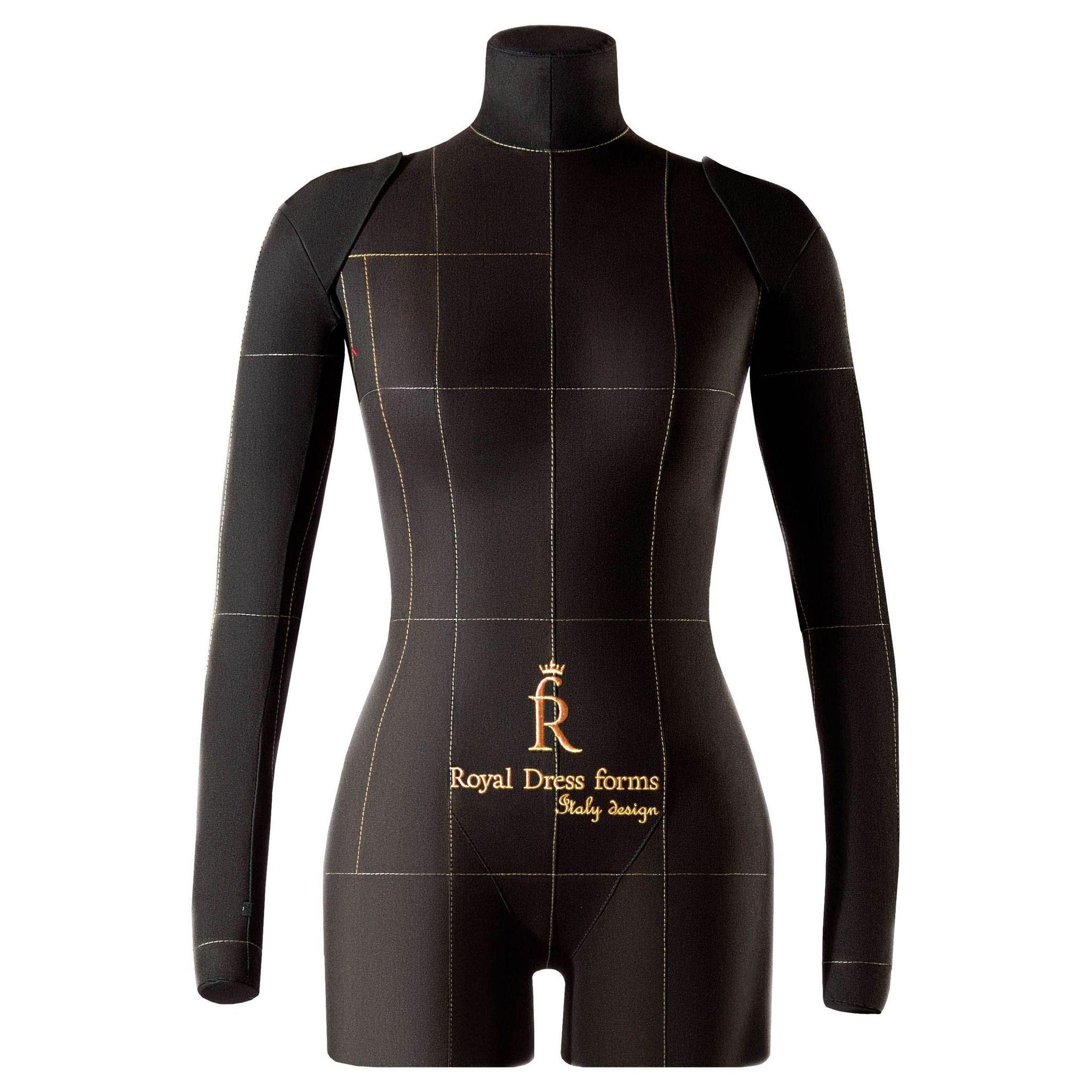 Комплект Comfort: мягкий манекен Monica черный, Ручки, Сумка