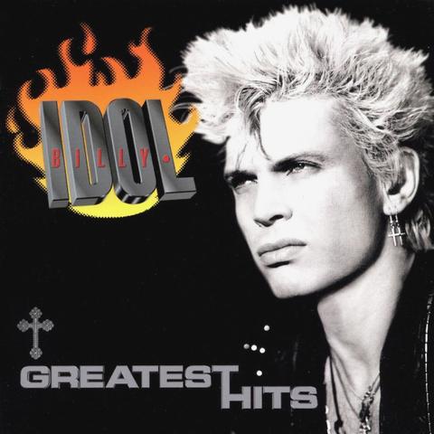 Billy Idol / Greatest Hits (RU)(CD)